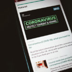 coronavirus, calcio fermo