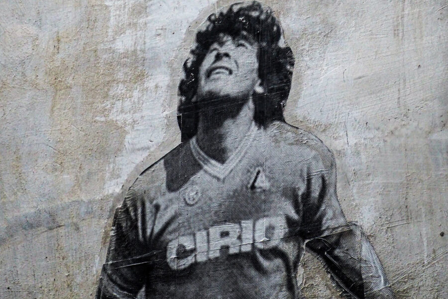 Maradona spiegato con le neuroscienze